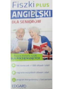 Fiszki Plus Angielski dla seniorów