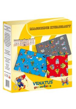 Magiczne kwadraty VENATUS