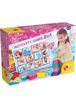 Princess Activity Cubes