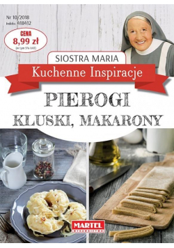Kuchenne Inspiracje - Pierogi, kluski, makarony