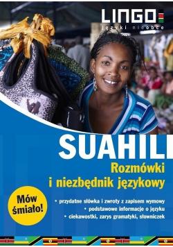 Suahili Rozmówki i niezbędnik językowy