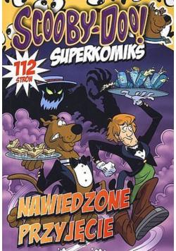 Scooby Doo Superkomiks 20 Nawiedzone przyjęcie