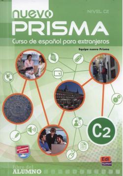 Nuevo Prisma C2 Libro del alumno