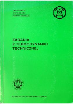 Zadania z termodynamiki technicznej