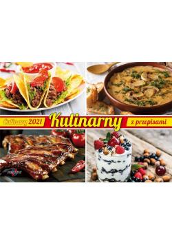 Kalendarz 2021 KA-3 Kulinarny AVANTI