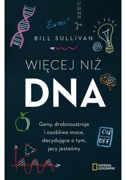 Więcej niż DNA Geny drobnoustroje