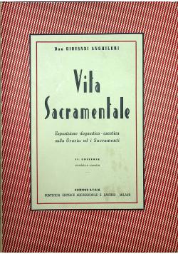 Vita Sacramentale