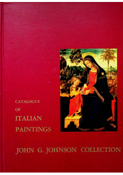 Carologue of Italian Paintings