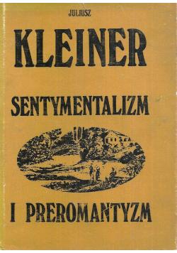 Sentymentalizm i preromantyzm