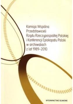 Komisja Wspólna Przedstawicieli Rządu Rzeczypospolitej Polskiej i Konferencji Episkopatu Polski