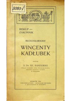Błogosławiony Wincenty Kadłubek 1904r