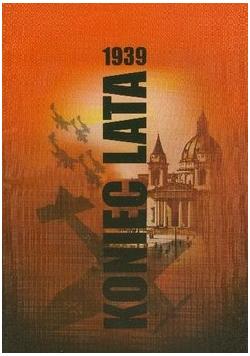 Koniec lata 1939