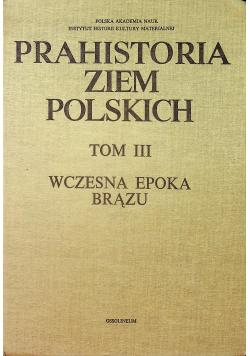 Prahistoria ziem Polskich Tom III