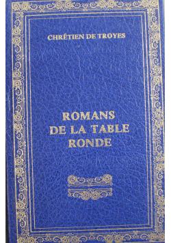 Romans De La Table Ronde