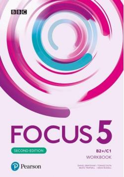Focus 5 2ed. WB + MyEnglishLab