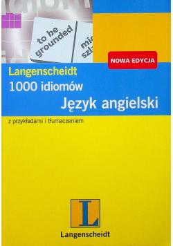 Langenscheidt 1000 idiomów Język angielski