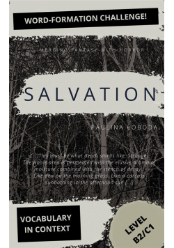 Salvation. Vocabulary in Context. Word Formation..