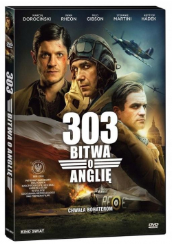 303. Bitwa o Anglię DVD