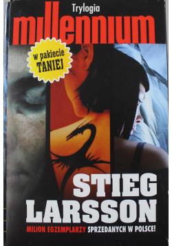 Larsson Trylogia Millenium