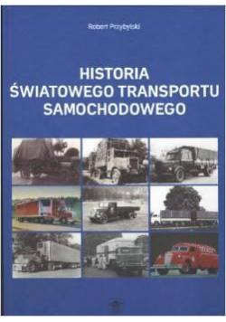 Historia światowego transportu samochodowego