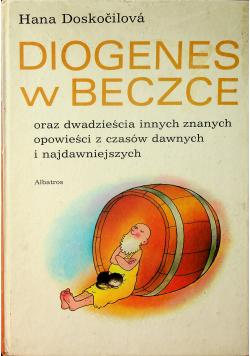 Diogenes w beczce