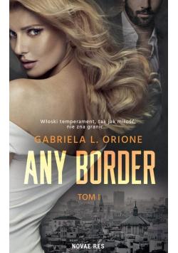 Any Border T.1