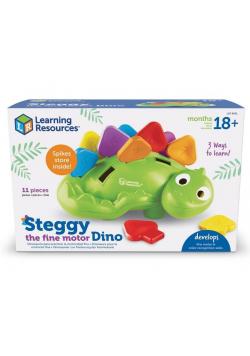 Sorter Dinozaur. Zestaw edukacyjny 11 szt.