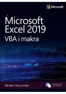 Microsoft Excel 2019: VBA i makra