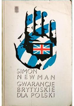 Gwarancja brytyjskie dla Polski
