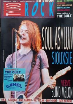 Miesięcznik Tylko Rock Nr 9