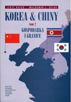 Korea i Chiny Tom 2 Gospodarka i granice