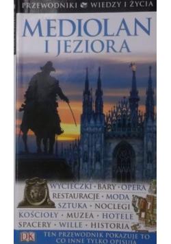 Przewodniki wiedzy i życie Mediolan i jeziora