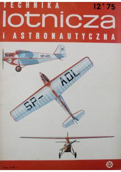 Technika lotnicza i astronautyczna nr 12