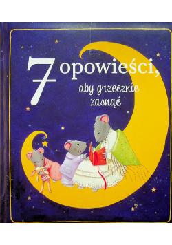 7 opowieści aby grzecznie zasnąć