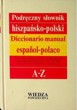 Podręczny słownik hiszpańsko polski