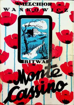Bitwa Monte Cassino tom I