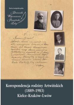 Korespondencja rodziny Artwińskich