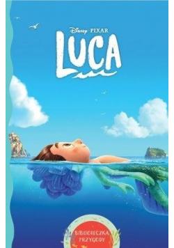 Biblioteczka przygody. Disney Pixar Luca