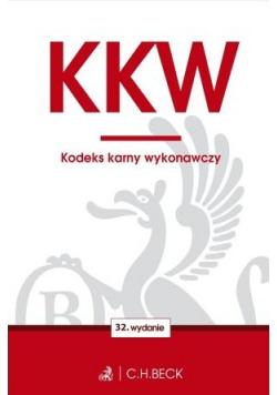KKW Kodeks karny wykonawczy