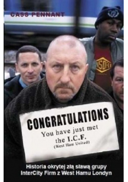 Congratulations You have just met the ICF