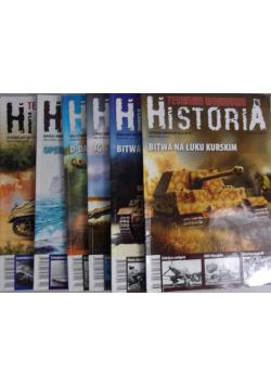 Technika Wojskowa  Historia Nr od 1 do 6