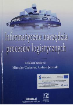 Informatyczne narzędzia procesów logistycznych