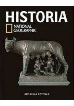 Historia National Geographic tom 10 Republika Rzymska
