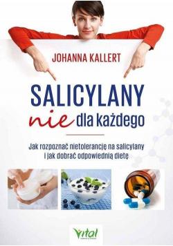 Salicylany nie dla każdego