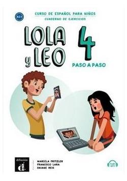 Lola y Leo 4 paso a paso zeszyt ćwiczeń