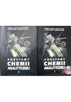 Podstawy chemii analitycznej tom 1 i 2