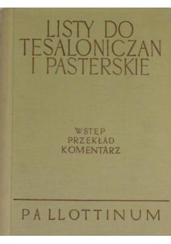 Listy do Tesaloniczan i Pasterskie Tom IX