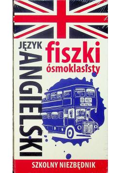 Język angielski ósmoklasisty fiszki