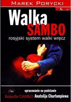 Walka Sambo Rosyjski system walki wręcz