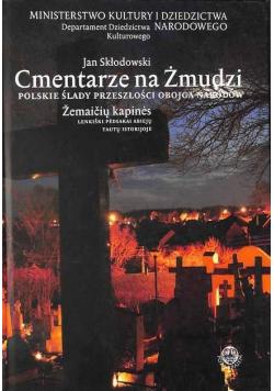Cmentarze na Żmudzi